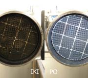 DPF suodžių filtrų cheminis valymas – plovimas