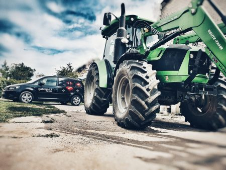 Traktorių galios didinimas