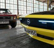 Atgimusi Opel Manta GSe: elektrinis variklis + mechaninė pavarų dėžė!